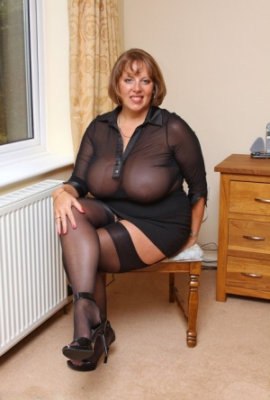 Stockings Chubby Pics