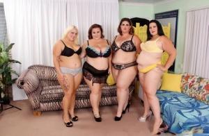 Chubby Orgy Pics